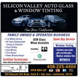 Silicon Valley Auto Glass