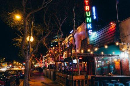 Lesbian bar west hollywood
