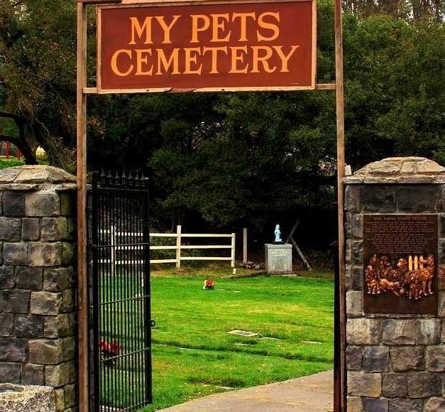 My Pet's Cemetery