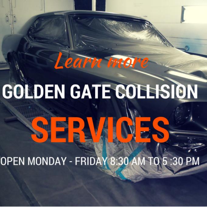 Golden Gate Collision