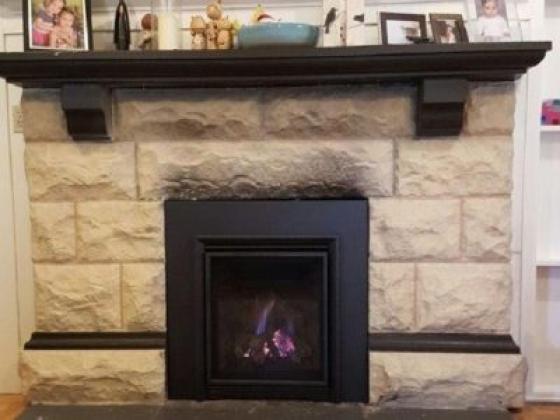 Kidd Fireplace