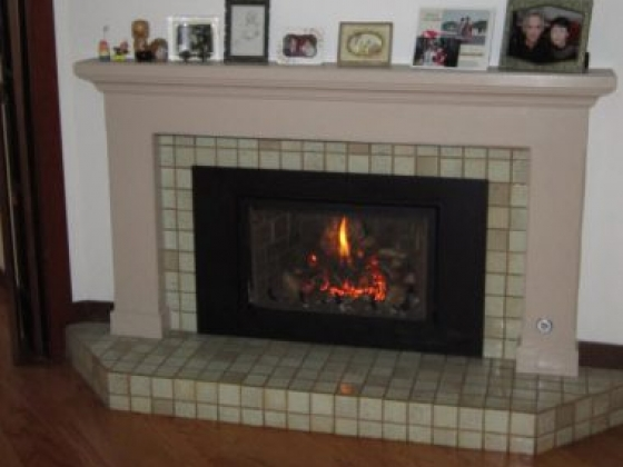 Kidd Fireplace