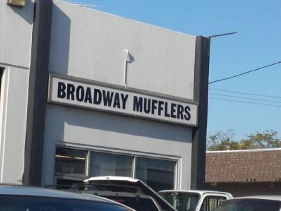Broadway Motor & Muffler