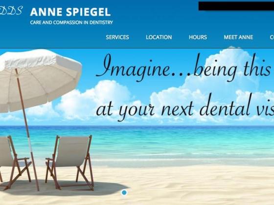 Anne Spiegel, DDS (new location!)