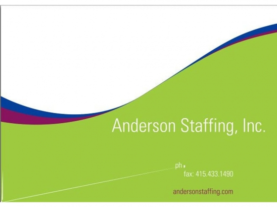 Anderson Staffing, Inc.