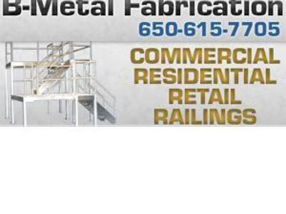B Metal Fabrication, Inc.