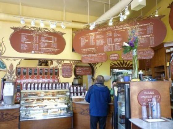 The Coffee Roastery Fairfax
