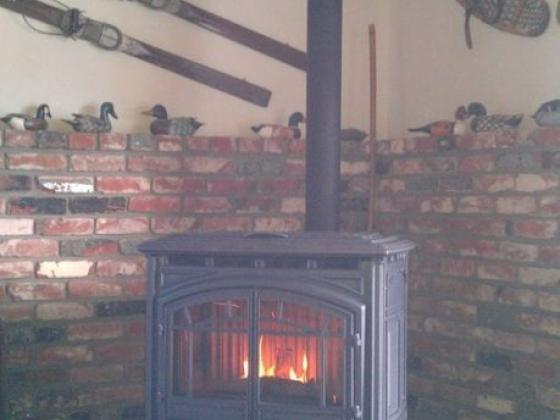 Malm Fireplace Center