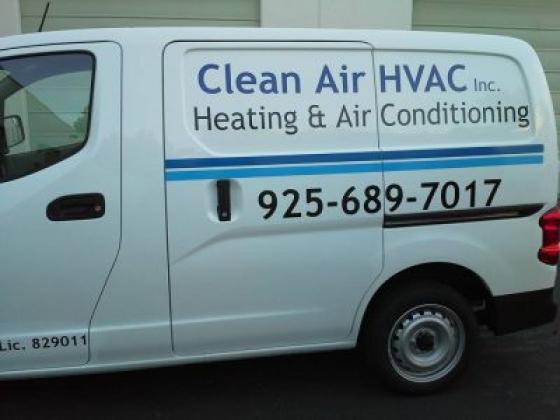 Clean Air HVAC, Inc.