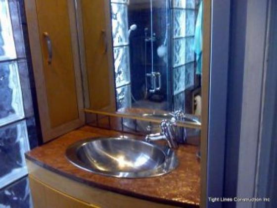 Complete custom bathroom remodel in SF's Sunnyside dist.