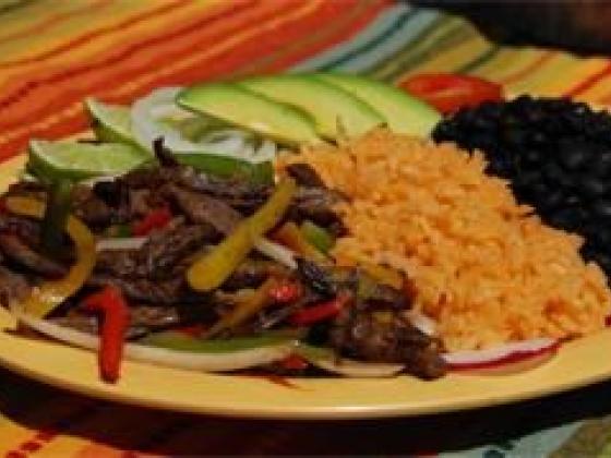Steak Fajita Platter