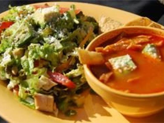 Soup & Salad Combination