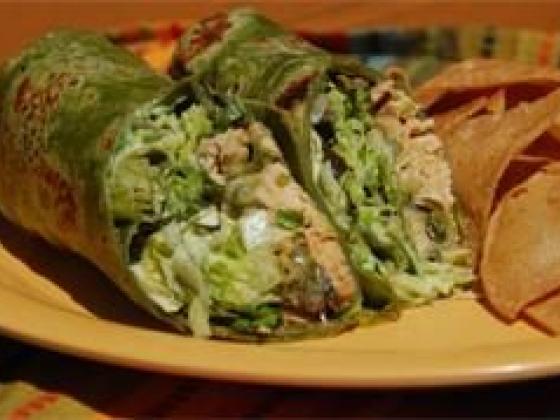 Light Burrito