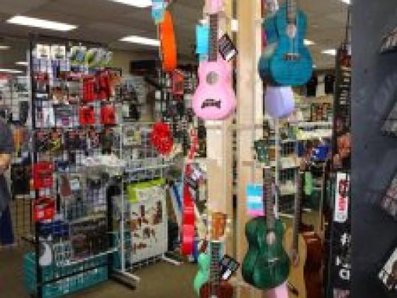 Music Village - Santa Teresa Blvd Store