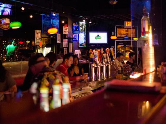 The Mint Karaoke Lounge
