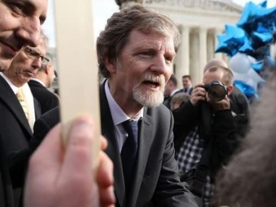 The Supreme Court Just Debated Whether Ruling For A Christian Baker Would...