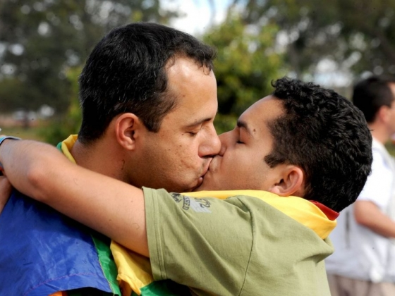 Gay Men Tend To Have Older Brothers. Here's Why