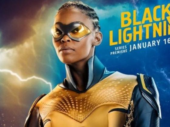 Meet the black lesbian superhero ready to take over TV on The CW's Black Lightning